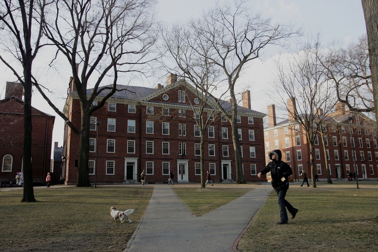 <p>Harvard's Quiz Bowl championship titles were revoked in cheating scandal that has implicated one student so far.</p>