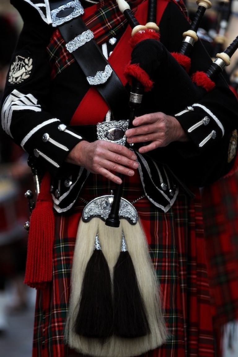 <p>Lifelong musician John Shone became seriously ill with fungal pneumonia after inhaling spores growing in dirty bagpipes.</p>