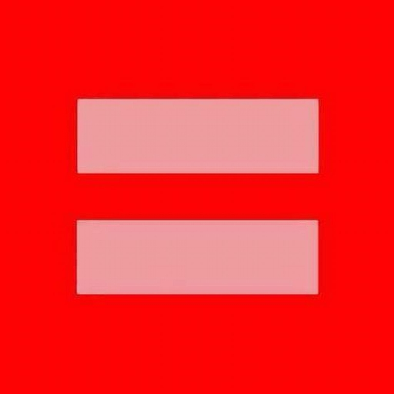<p>The Human Rights Campaign's red and pink equality sign has spread like wildfire across all social media outlets.</p>