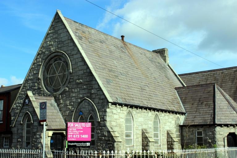 <p>A church for sale in Dublin, Ireland.</p>
