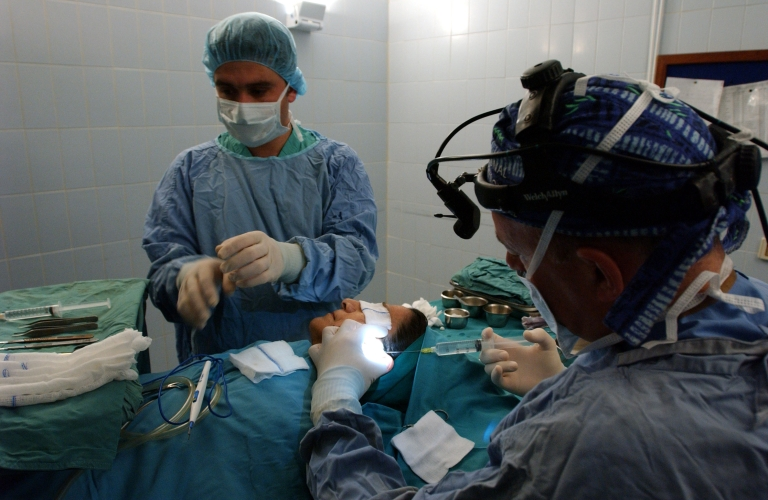 <p>Iran has the highest rate of nose surgery in the world, and according to a report in the conservative Etemad newspaper, as many as 200,000 Iranians, mostly women, go to cosmetic surgeons each year for a nose job.</p>