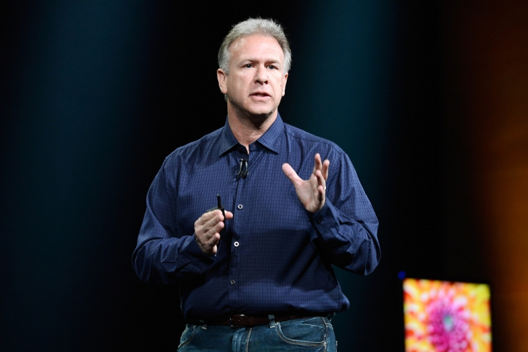 <p>Apple Senior Vice President of Worldwide product marketing Phil Schiller surprised Apple fans with an unusually confrontational press appearance.</p>