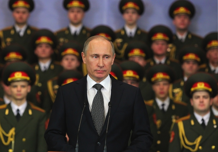 <p>Putin responded to US sanctions against Russian officials by banning Americans from adopting Russian children.</p>