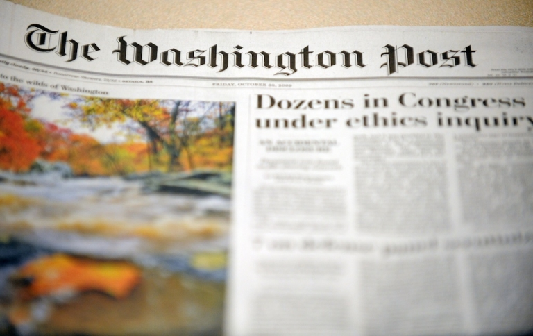 <p>Subscribers to the print edition of the Post will have free digital access.</p>