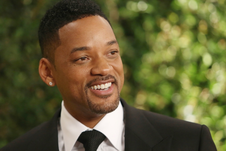 <p>Actor Will Smith arrives at the 2012 Governors Awards in Hollywood, California on December 1, 2012. Smith surprised students at St. Martin's School in London on March 7, 2013 after asking to see