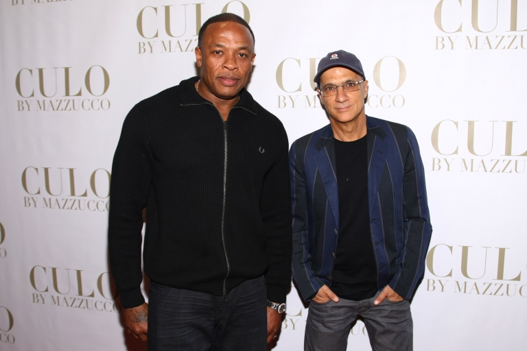 <p>Dr. Dre and Jimmy Iovine are giving $70 million to USC to fund the Jimmy Iovine and Andre Young Academy for Arts, Technology and the Business of Innovation.</p>