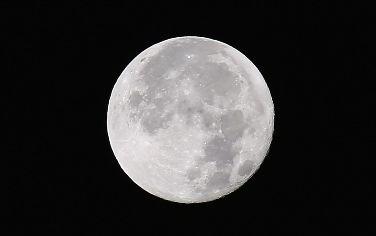 <p>Moon or bust: Jade Rabbit is due to land on the moon in mid-December.</p>