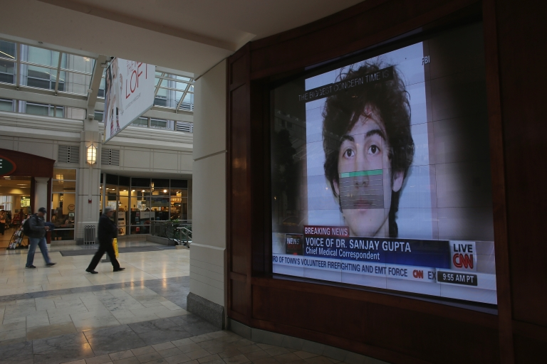 <p>Authorities are exploring the link between the grisly murders of three men in 2011 near Watertown, Mass. and the alleged Boston bombers Dzkhokar and Tamerlan Tsarnaev.</p>