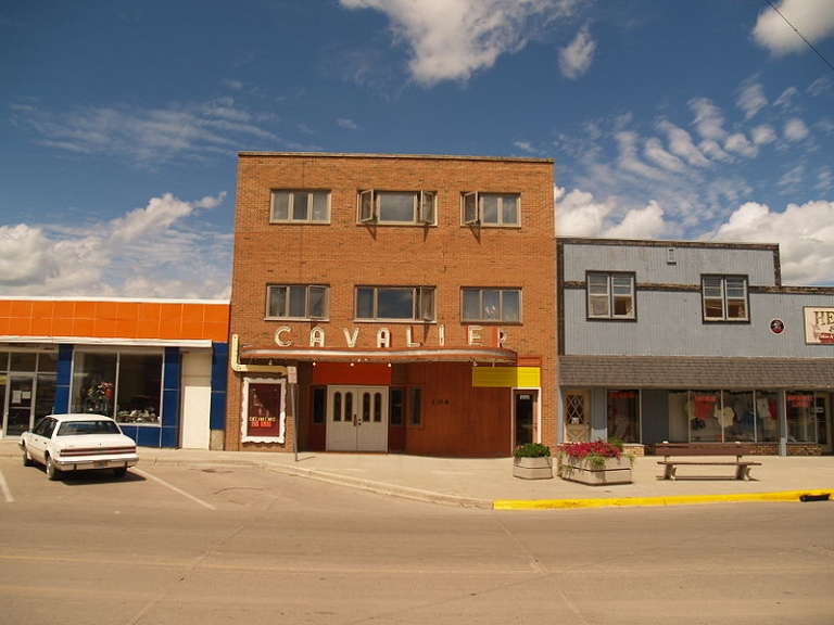<p>The North Dakota town of Cavalier has been evacuated in the face of what looked like a dam failure, but residents may be able to return after all.</p>