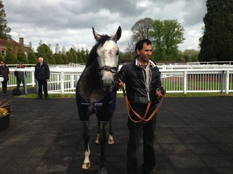 <p>GlobalPost's London correspondent Corinne Purtill takes us on a wild trot over to Lingfield Park.</p>