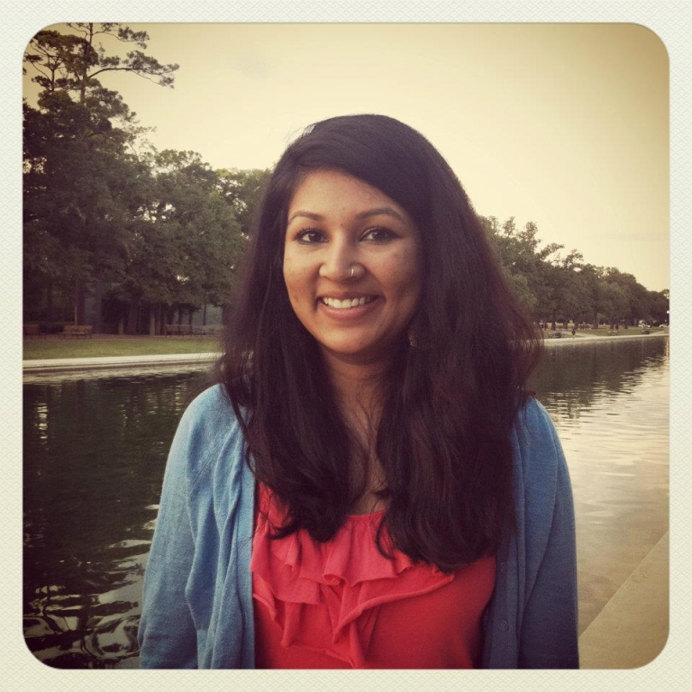 <p>GlobalPost's Mariya Karimjee photographed in Houston, Texas, where she attended high school. She now lives in Karachi, where she was born.</p>