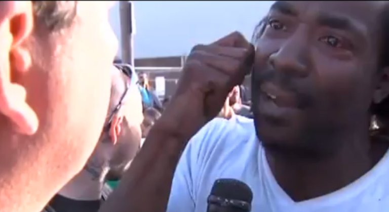 <p>Hero and good citizen Charles Ramsey, who saved Amanda Berry from her captors in Cleveland, has a long rap sheet of domestic abuse charges, reported the Smoking Gun.</p>
