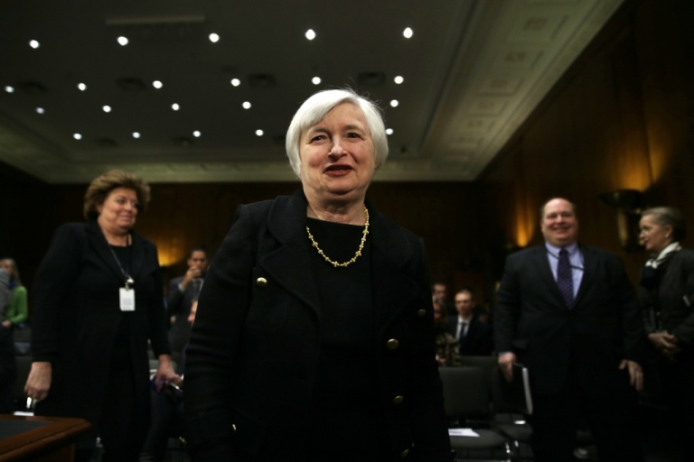 <p>Janet Yellen is earning support to become the new Fed chief.</p>
