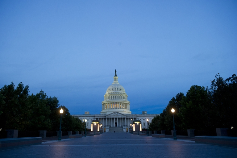 <p>The US government shutdown is entering its third week as the Senate and House of Representatives remain gridlocked on funding the federal government.</p>