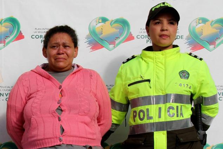 <p>Colombian Margarita de Jesus Zapata Moreno, 45, is accused of selling the virginity of her 12 daughters for $200 a piece to make ends meet.</p>