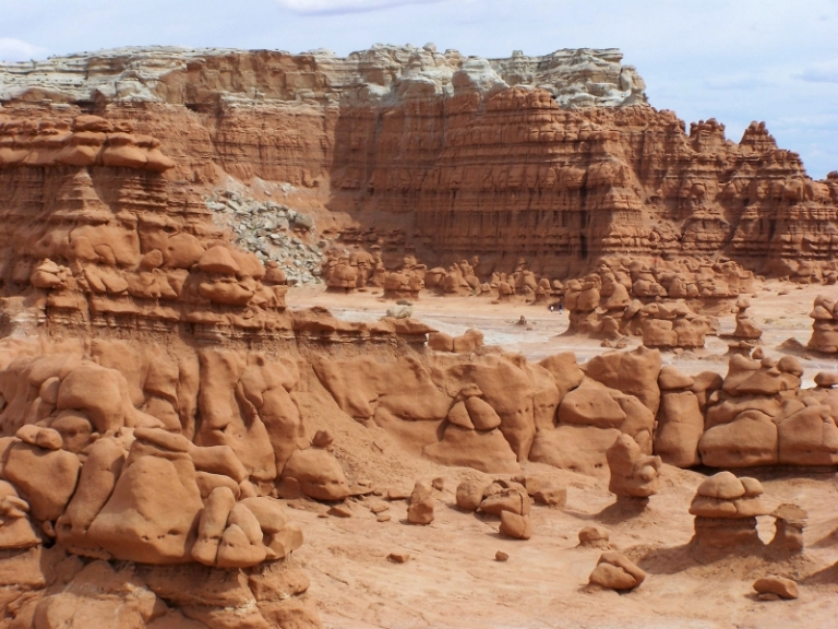 <p>Goblin Valley in Utah.</p>