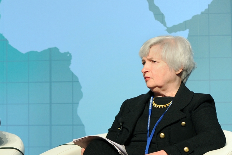 <p>Janet Yellen is slated to be the first woman to serve as chair of the Federal Reserve.</p>
