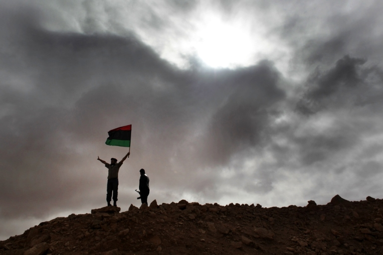 <p>Two years on, can Libya still celebrate?</p>