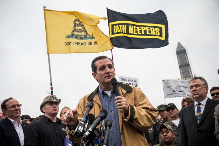<p>Will Ted Cruz tread on the debt ceiling?</p>