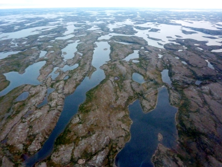 <p>A new theory posits that a meteor collision in Quebec 12,900 years ago caused our climate to change and sparked modern civilization.</p>