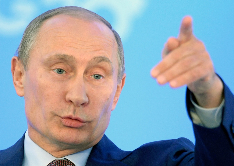 <p>Russias President Vladimir Putin signed a decree December 9, 2013, dissolving Russia's biggest news agency RIA Novosti, ordering the creation in its place of a new media conglomerate.</p>