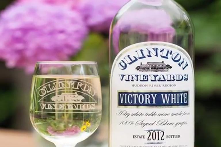 <p>Clinton Vineyards'