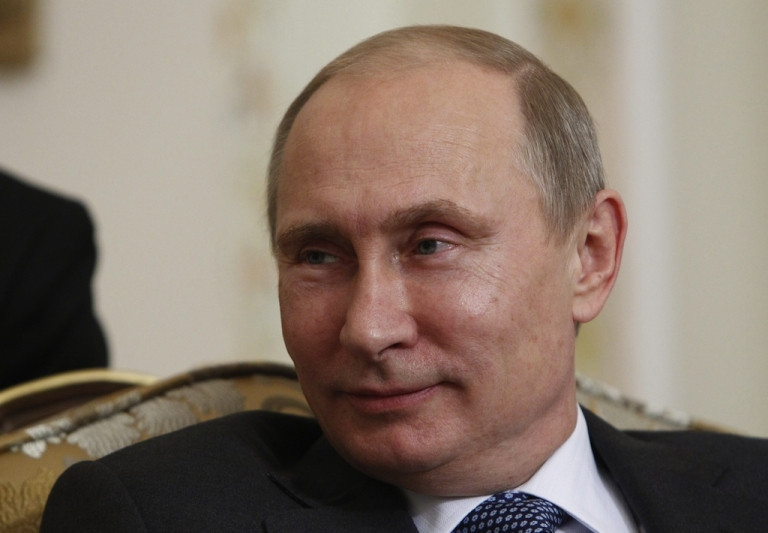 <p>Russian President Vladimir Putin's argument against the use of force in Syria has failed to persuade U.S. lawmakers.</p>