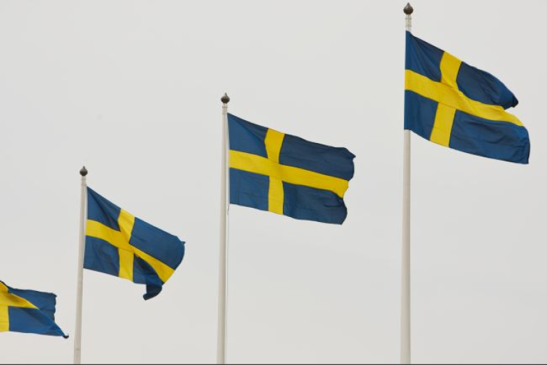 <p>Sweden's flag flies high. Or is it Switzerland's? The two countries have launched a new joint campaign to help Chinese tourists tell the difference between the European nations.</p>