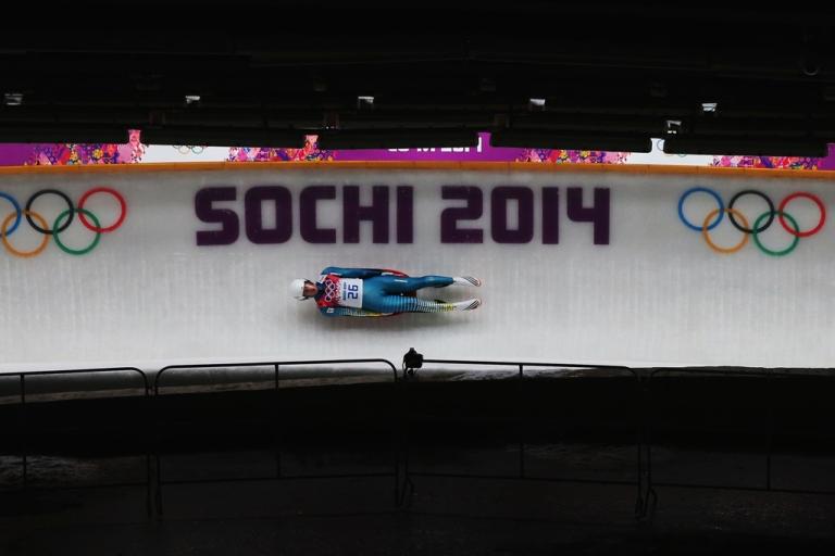 <p>Day 1 of the Sochi 2014 Winter Olympics, Feb. 8, 2014.</p>