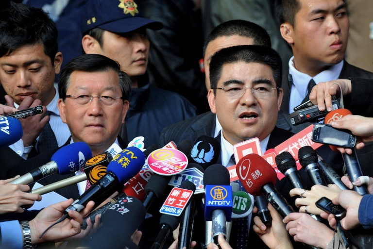 <p>Recycling tycoon Chen Guangbiao, China's most famous philanthropist, says he wants to buy the New York Times.</p>