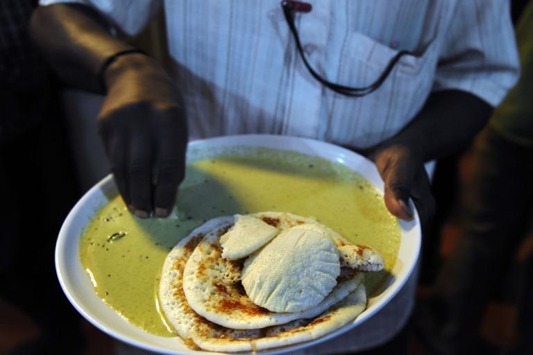 <p>Indian food.</p>