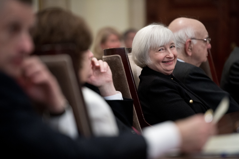 <p>Janet Yellen, who will replace Ben Bernanke as the Federal Reserve's leader on Feb. 1, was confirmed by the US Senate on Jan. 6, 2013.</p>