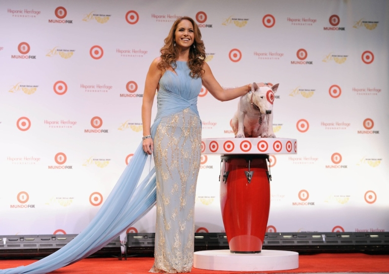 <p>Lucero attends the 26th Annual Hispanic Heritage Awards presented by Target at the John F. Kennedy Center for the Performing Arts on Sept. 5, 2013 in Washington, DC.</p>