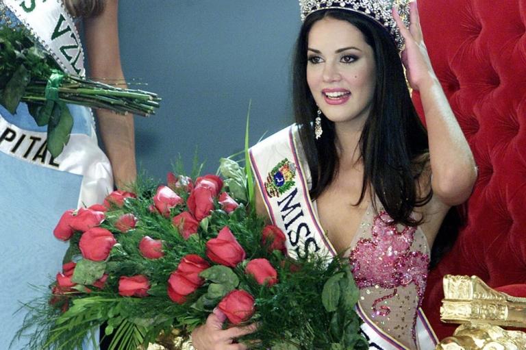 <p>Monica Spear won the 2004 Miss Venezuela contest.</p>