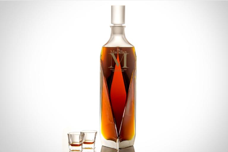 <p>This six-liter bottle of Macallan