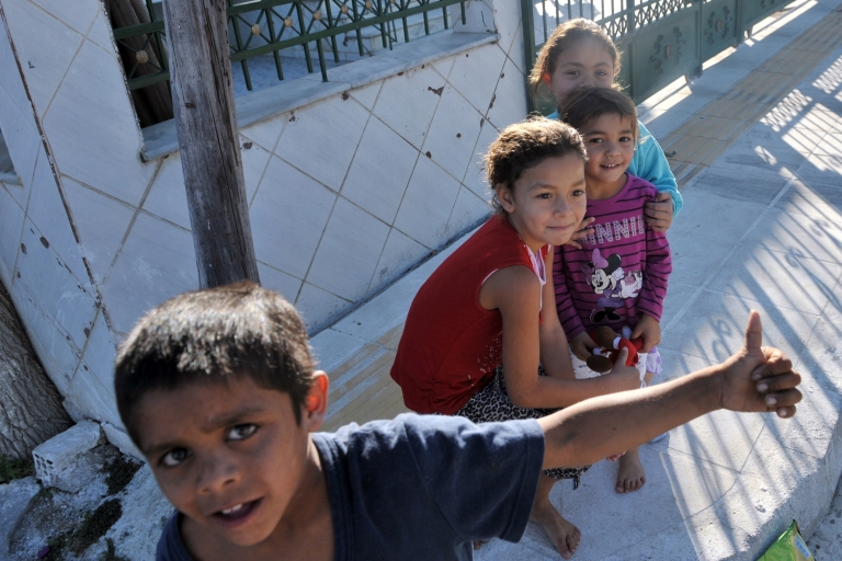<p>Although experts believe classroom integration to be the best way to assimilate Roma, their children attend segregated schools across Europe.</p>