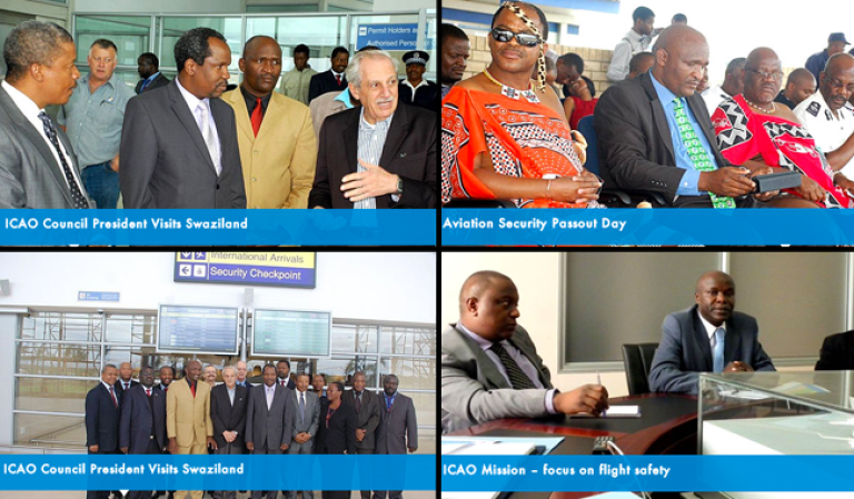 <p>Photos of various events at the Sikhupe Airport, as published by the Swaziland Civil Aviation Authority.</p>