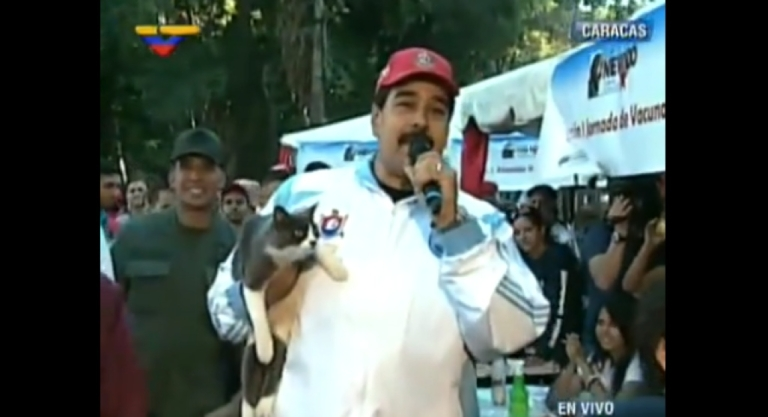 <p>Venezuelan President Nicolas Maduro launches a new plan of attack.</p>