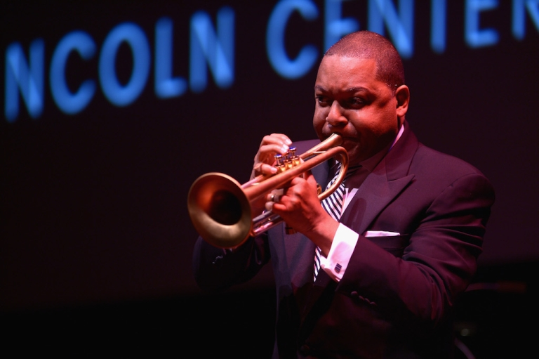 <p>Wynton Marsalis. He's a uniter, not a divider.</p>