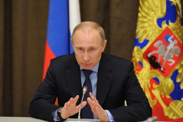 <p>Should Putin worry?</p>