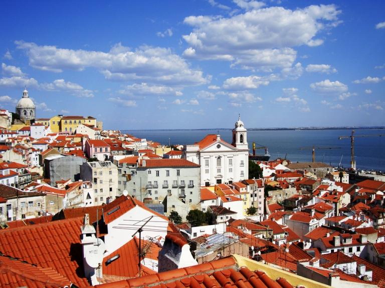 <p>Lisbon, Portugal.</p>