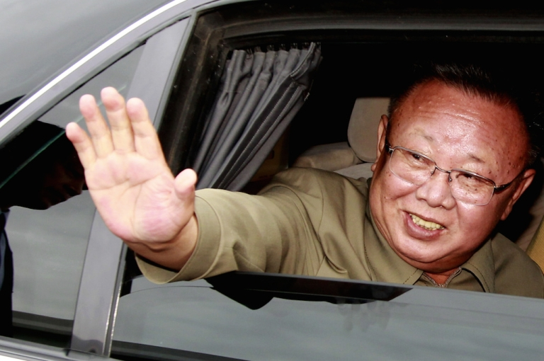 <p>A man of letters. Yup, Kim Jong Il had his own poet laureate.</p>