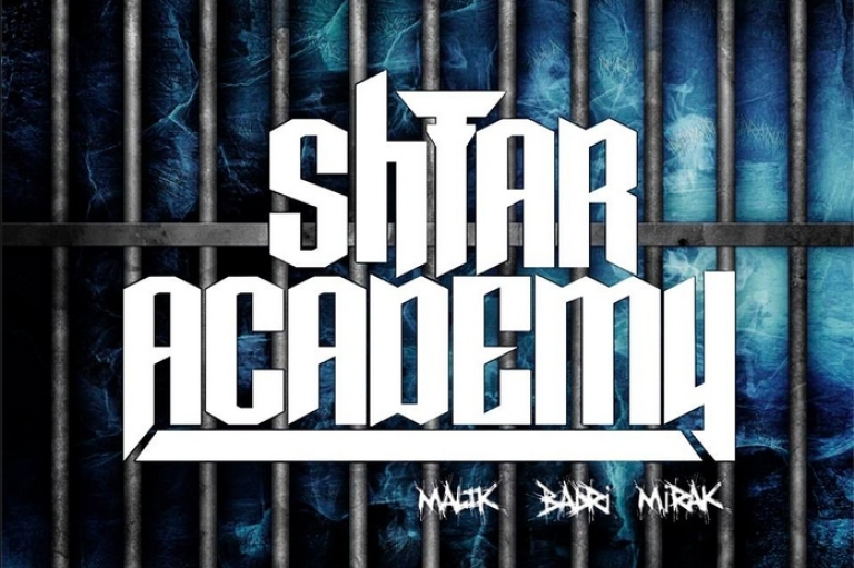 <p>The sound of the cells: Shtar Academy's self-titled debut album.</p>