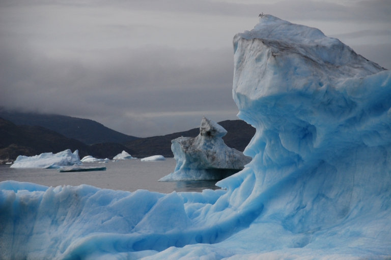 <p>Parts of the Arctic have seen average temperatures rise 9 degrees Fahrenheit in just the last five years, said climate scientist Paul Mayewski.</p>