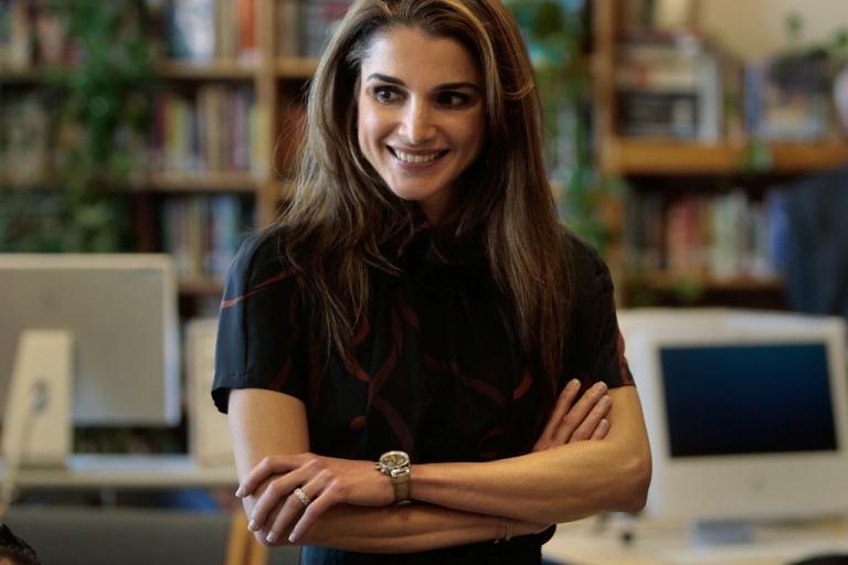 <p>Rania Al Abdullah is the current Queen of Jordan as the wife of King Abdullah II.</p>