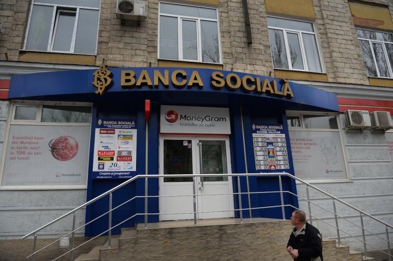 Moldova bank