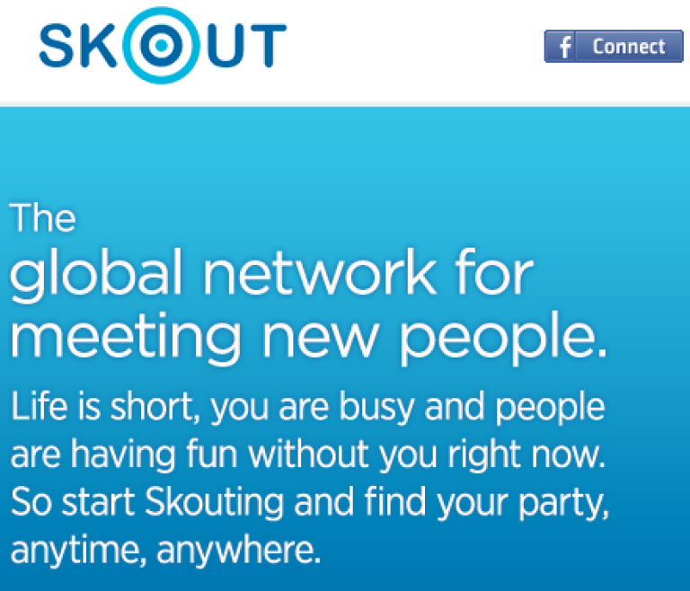 <p>Skout has announced it is suspending its service for 13 to 17-year-olds, over fears that adults are using the app to prey on youngsters.</p>