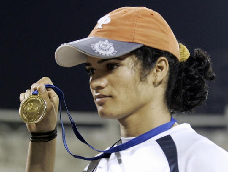 <p>Asian Games medalist Pinki Pramanik was released from jail Tuesday after being granted bail in a rape case brought by her former live-in partner, who has also claimed that Pramanik is a man. Pramanik, who said she is innocent upon her release, has been compelled to undergo a series of gender tests, including a physical exam that was leaked to the internet.</p>