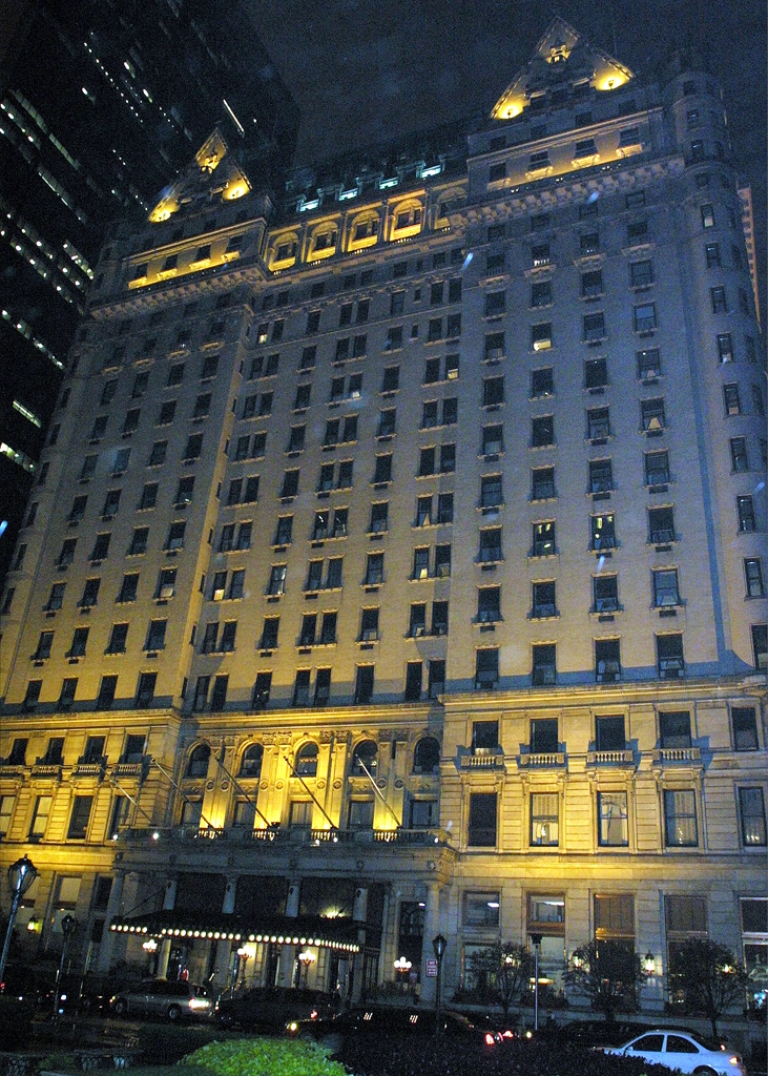<p>Mustapha Ouanes, a friend of the Saudi royal family, was convicted of raping a woman at the Plaza Hotel in New York in 2010 on Wednesday.</p>