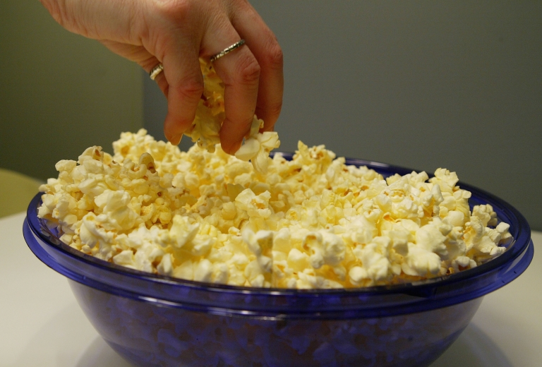 <p>Wayne Watson claimed his addiction to microwaved popcorn caused his lung condition.</p>